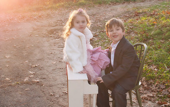 Peters Township Children's Photographer {PINK}