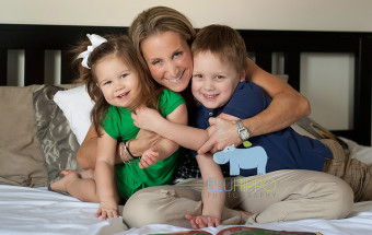 {Mt. Lebanon Children's Photographer} Mother's Day
