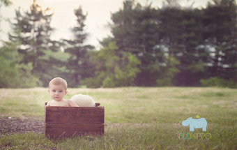 {6 Months Old} Pittsburgh Baby Photographer